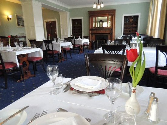 The Orkney Hotel: Garden View Restaurant