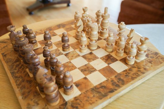 Inch Beach Guesthouse: Living Room Chess