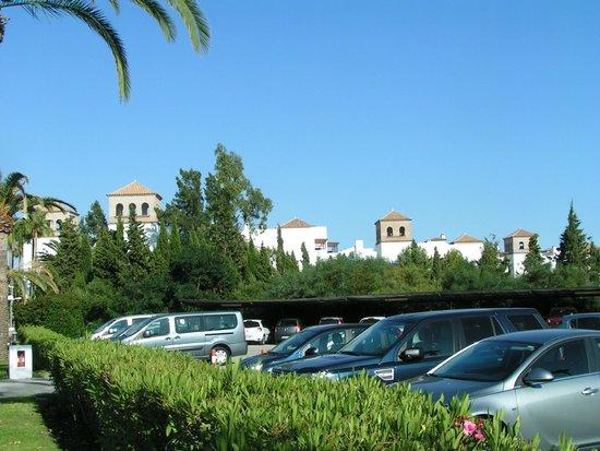 Club Marmara Marbella: vue exterieure