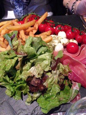 Le Petit Bruit de L'oeuf Dur : Salade italienne