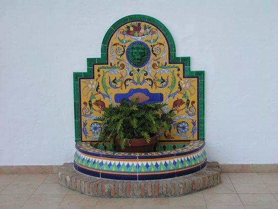 Club Marmara Marbella: décoration