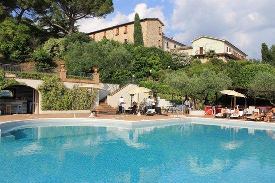 Hotel Bramante: Foto dalla piscina