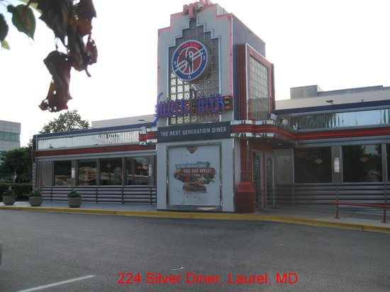 Silver Diner Incorporated: Silver Diner, throwback to the 50's & 60's