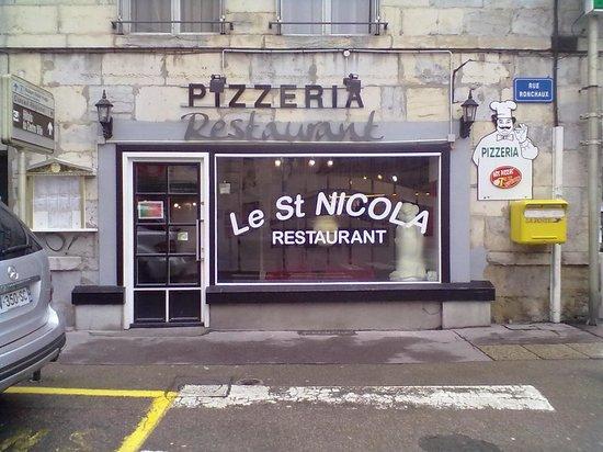 Restaurant Pizzeria Saint Nicolas Besancon