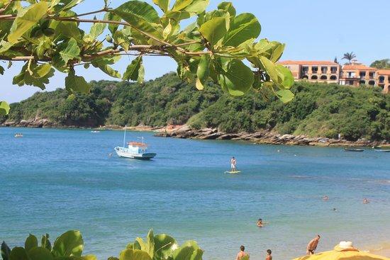Joao Fernandes Beach: Bela vista!