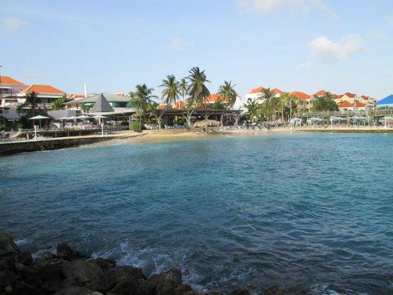 Avila Beach Hotel : Avila Hotel beach