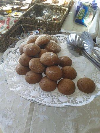 Hotel Isola Bella: ottimi biscotti