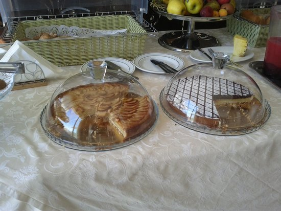 Hotel Isola Bella : torte
