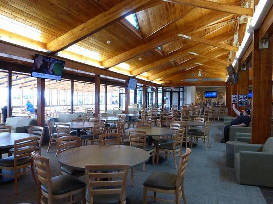 Ordinaire Cape May Lewes Ferry: Inside Dining At Lewes Ferry Terminal