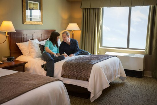 Grand Casino Mille Lacs : Double Queen Room