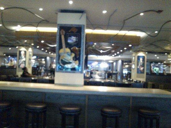Hard Rock Hotel Cancun: Barzinho