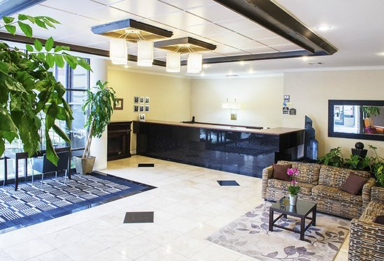 BEST WESTERN Markland Hotel: Lobby