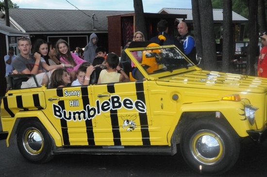 Sunny Hill Resort and Golf Course : Bumble Bee