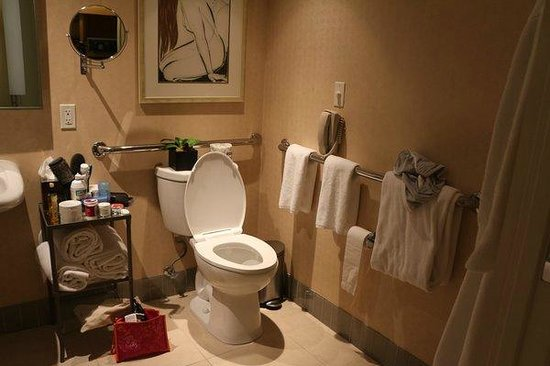 Sofitel Los Angeles at Beverly Hills: Bathroom - Toilet