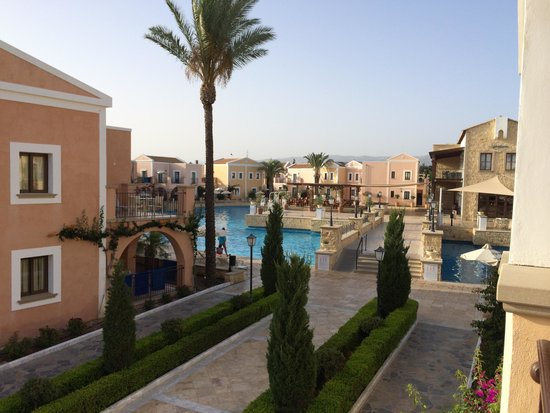 Aliathon Holiday Village: Room with a view
