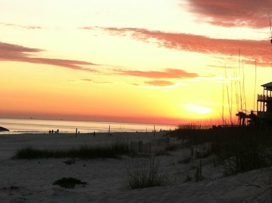 Holiday Inn Express Orange Beach: Beach Sunset