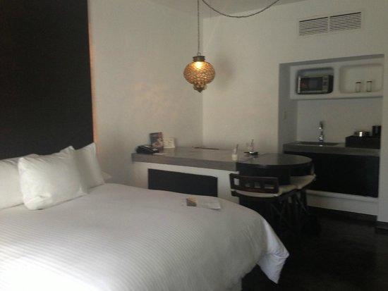 Bahia Hotel & Beach House : Bedroom