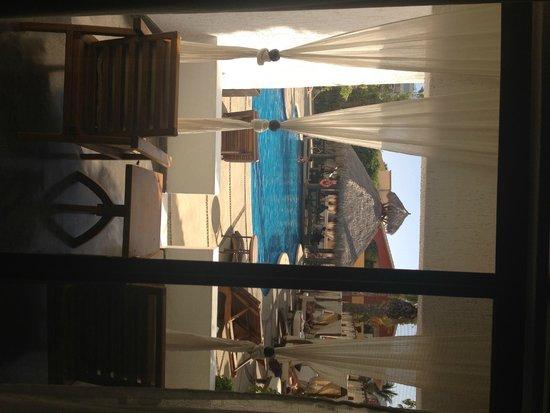 Bahia Hotel & Beach House: View from room