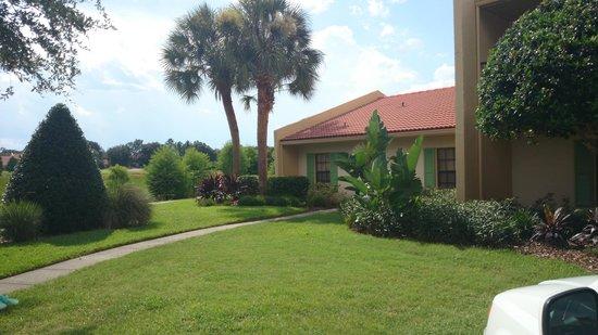 Beautiful villa picture of holiday inn club vacations at orange lake resort kissimmee for Orange lake resort 4 bedroom villa