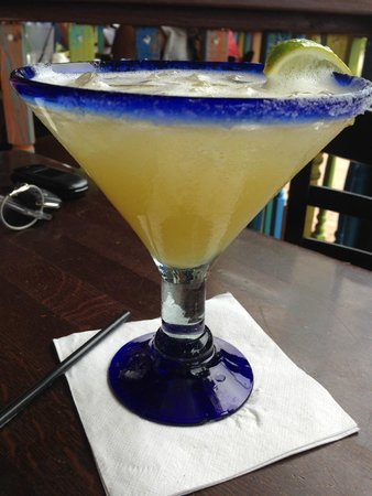 The Hub Baja Grill: $5 Margaritas during Happy Hour!