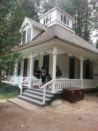 Big Trees Lodge : Moore Cottage