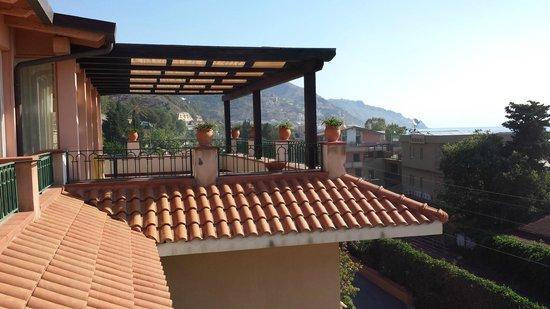 Caparena Hotel : Panorama