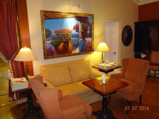Royal Palms Hotel: lobby