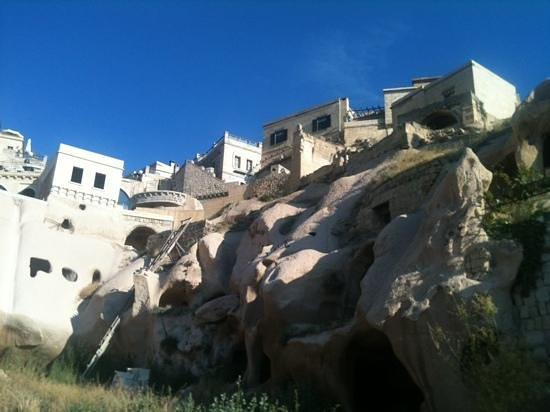 Karlik Evi Boutique Hotel : Beatiful Cave Houses of Uchisar