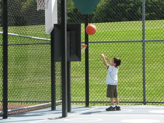 Sunny Hill Resort and Golf Course : Bankshot Basketball