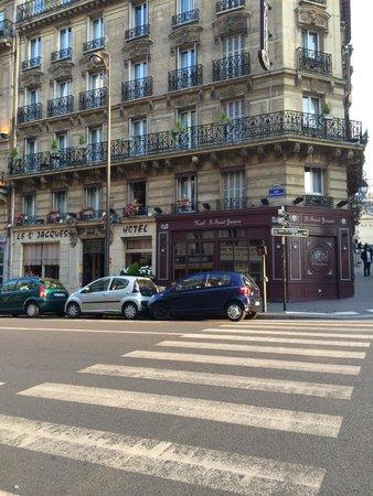 Hotel Saint-Jacques: Latin Quarter Delight