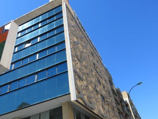 Sercotel Malaga: Facade