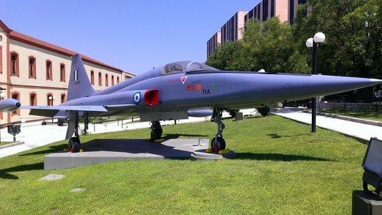 War Museum of Thessaloniki : War Museum Thessaloniki