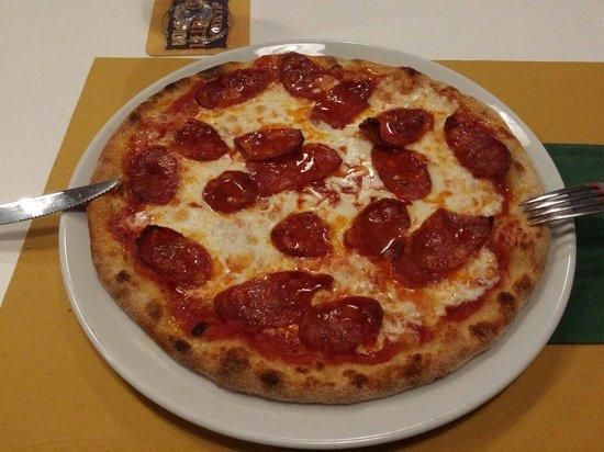 Gusto al 129: Pizza diavola