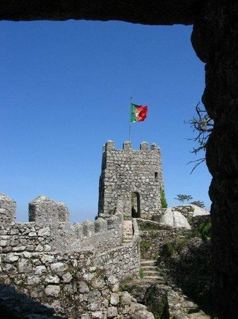 Castle of the Moors : The fortifications