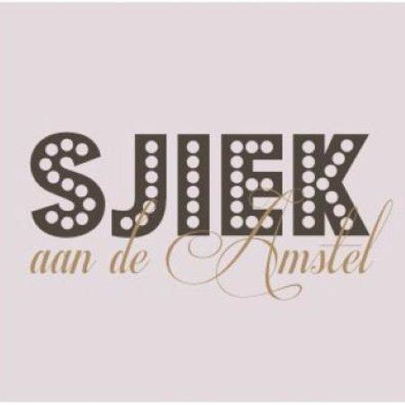Sjiek aan de Amstel: Logo