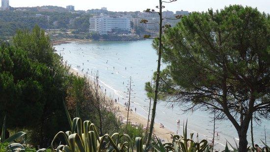4R Playa Park : Пляж La Larga (оптимальный для купания)