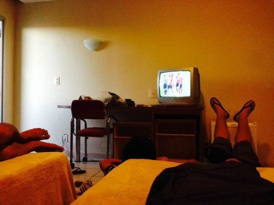 Bay Park Resort Hotel : Habitacion