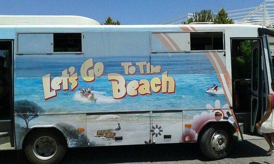 Vera Verde Resort: bus