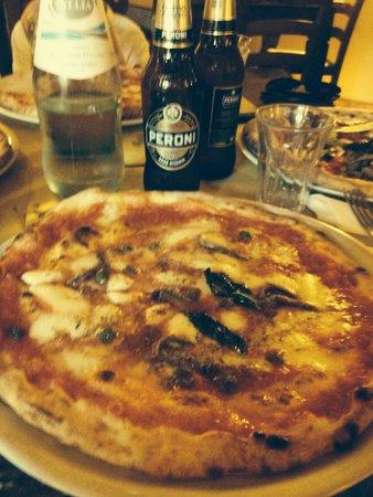 Pizzeria Mediterranea : Nice!