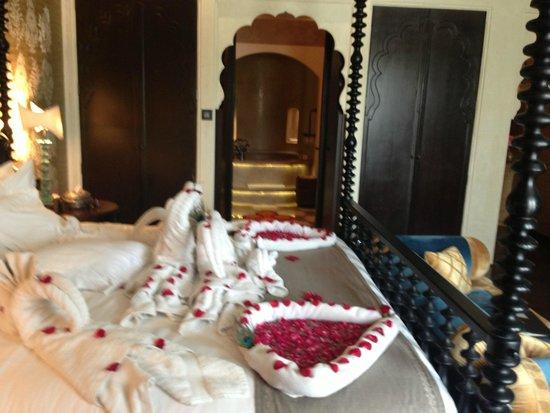Fairmont Jaipur : room