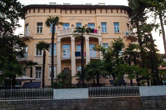 Hotel Villa Eugenia : Villa Eugenia facade