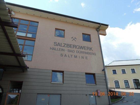 Salzwelten Hallein: Entrada