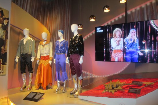 """ABBA The Museum : """"Waterloo"""" - Eurovision Song Contest winner 1974"""
