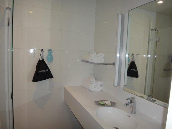 Solo Sokos Hotel Paviljonki: Ванная комната