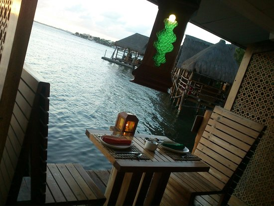 La Isla Shopping Mall : Restaurante Elephanta