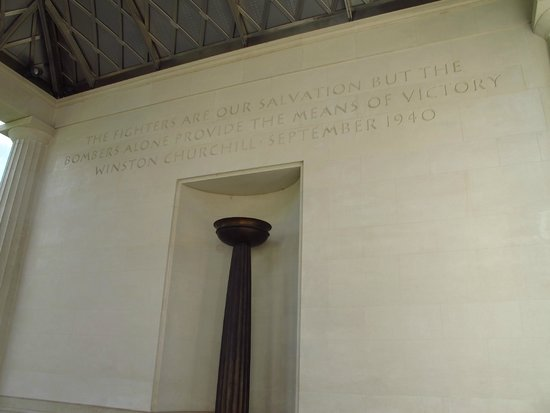 Bomber Command Memorial: Tribute