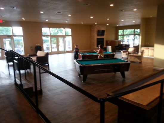 Hill Country Cottage and RV Resort : Great Lodge