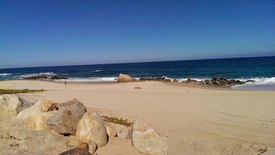 Hilton Los Cabos Beach & Golf Resort: Ocean facing east