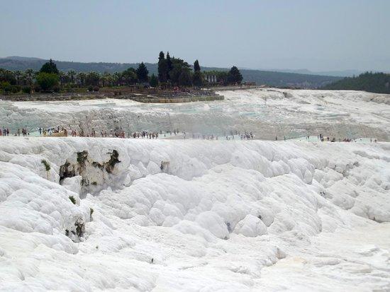 Pamukkale Thermal Pools : Cotton Castle