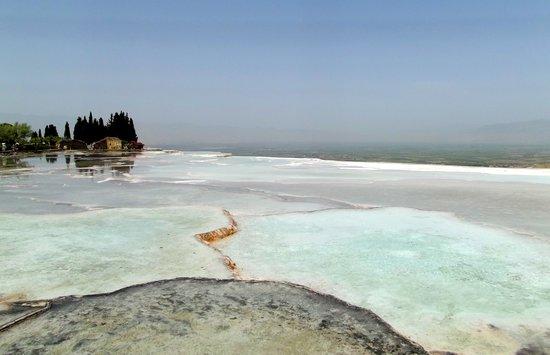 Pamukkale Thermal Pools : more views